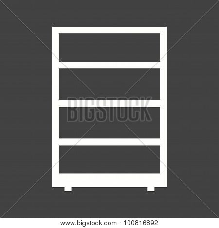 Shelves Cabinet Icon