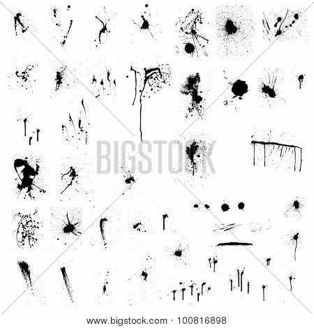 Ink Blots Set