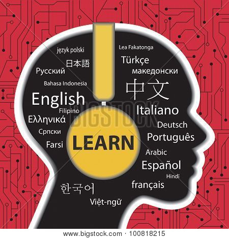 Learning To Speak Different Languages Concept