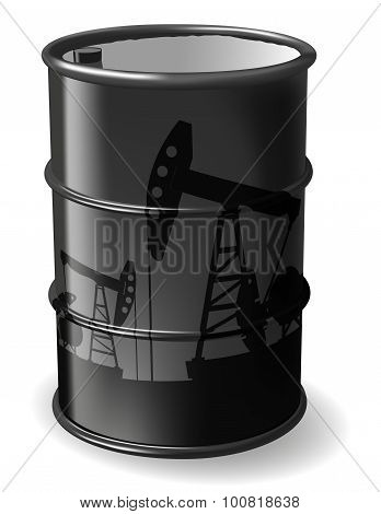 Barrel of oil