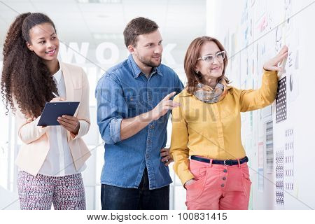 Management Preparing Firm Strategy