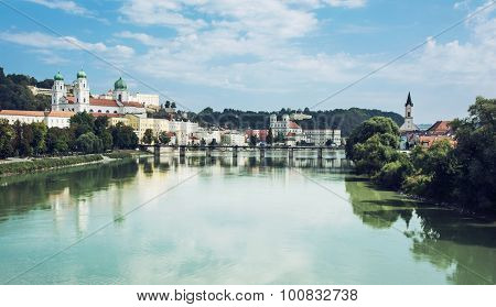 Passau, Lower Bavaria, Germany