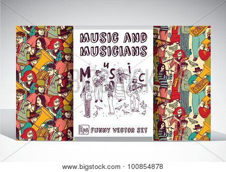 Music and musicians set