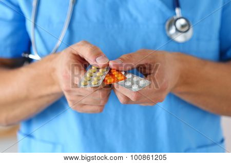 Taking Or Giving Medications