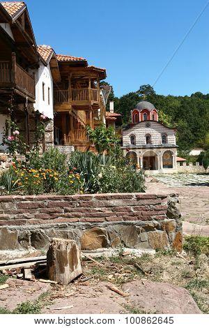 Giginski Monastery St St Kozma And Damyan.bulgaria