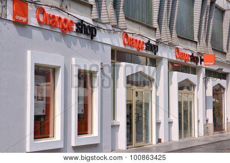 Orange Telecom, Romania