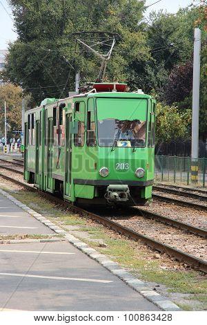 Oradea Public Transportation