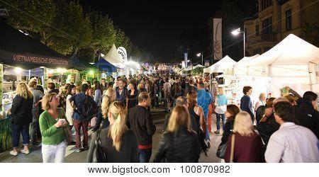 Museum Embankment Festival In Frankfurt