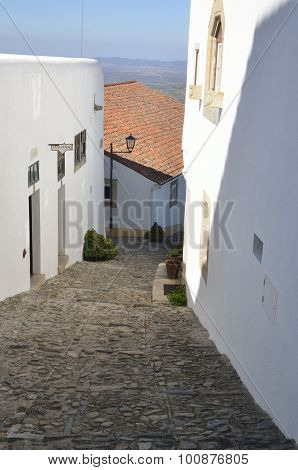 Cobbled Street Marvao
