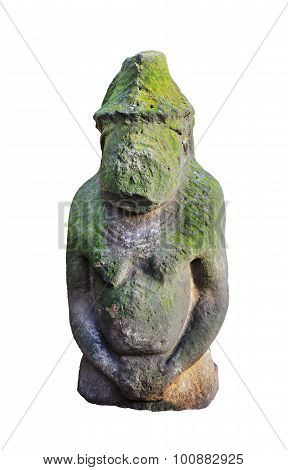 Ancient Stone Idol