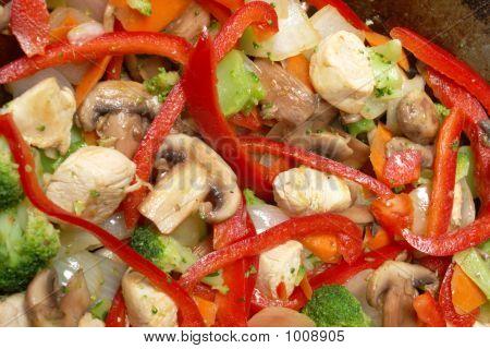 Asian Stir Fry 7-3