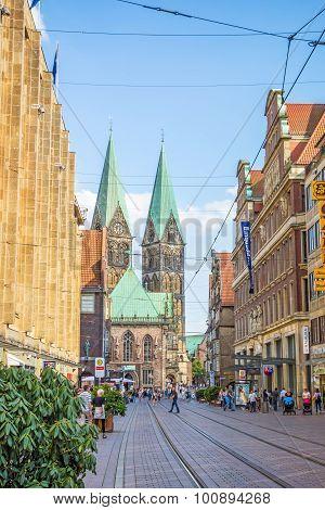 Sankt Petri Cathedral, Bremen