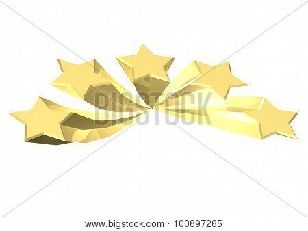 Gold Stars.