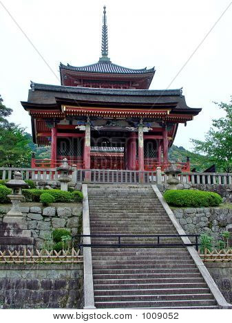 Kiyomizu Stairs