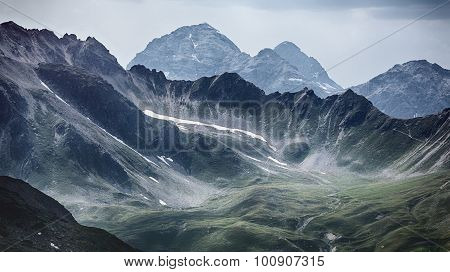 Swiss Alps - Stelvio Pass