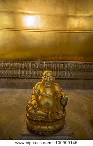 Asia Thailand Bangkok Wat Pho