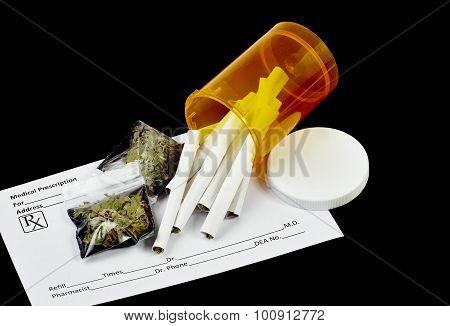 Marijauna Prescription