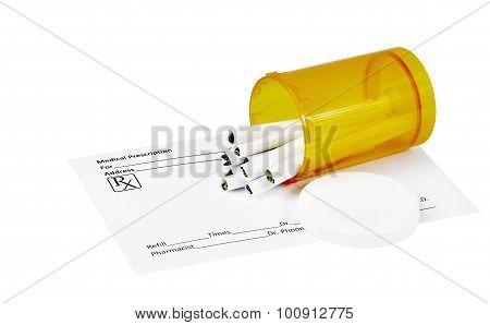 Medical Marijauna Cigarettes