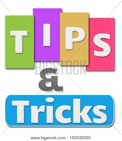 Tips And Tricks Colorful Stripes