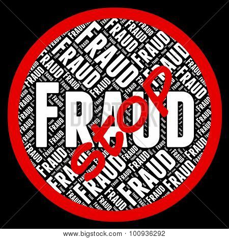 Stop Fraud Represents Rip Off And Caution