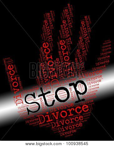 Stop Divorce Indicates Warning Sign And Annulments