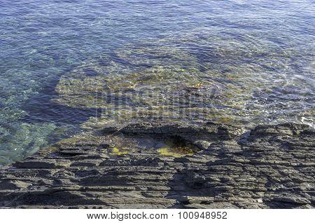 Minorca Cliff, Spain