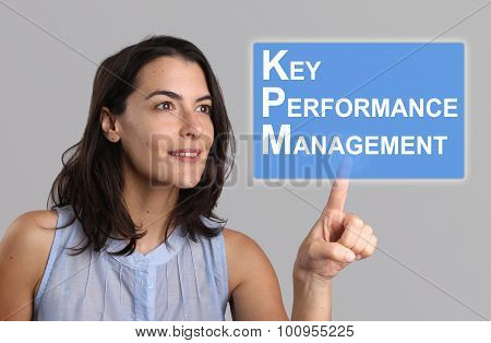 Key Performance Management Concept