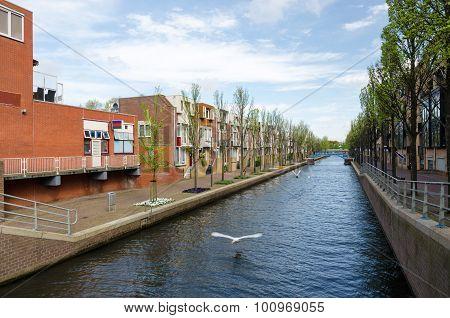Beautiful Scene Of Almere City