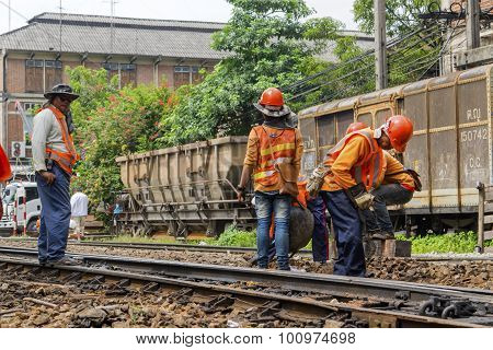 Railway Restoration Process