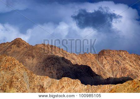 Moonland ,leh, Ladakh, Jammu And Kashmir, India.