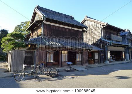 Old Japanese Merchant's House