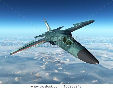 American Strike Aircraft