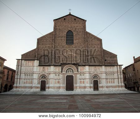 cathedral in Bologna