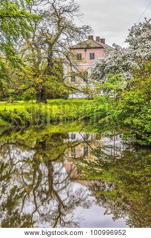 Gamla Kulla Gunnarstorp Castle Grounds