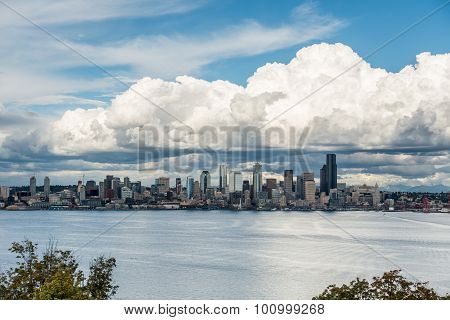 Clouds Over Emerald City 4