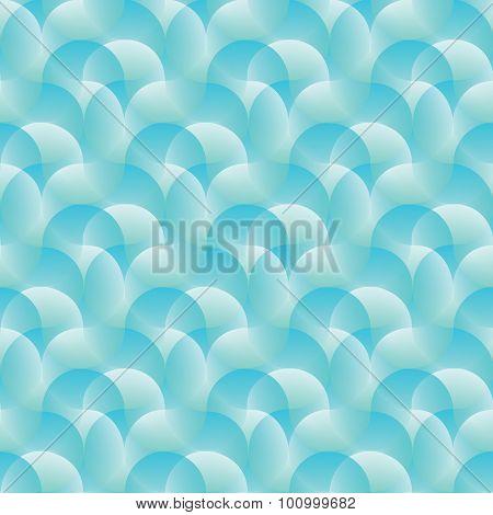 Seamless Texture Of Circles