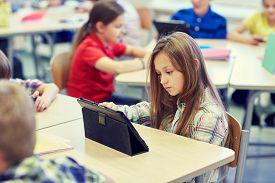 pic of schoolgirl  - education - JPG