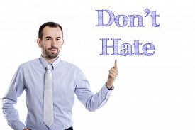 stock photo of hate  - Don - JPG