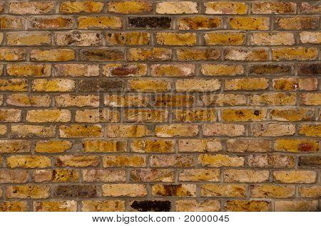 Ziegel-Wand