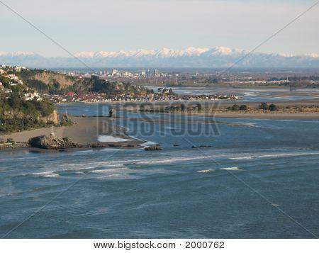 Christchurch To Beach