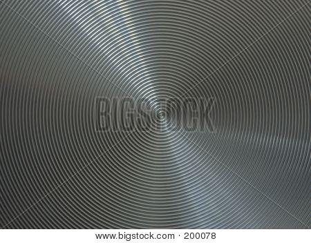 Grey Metallic Background