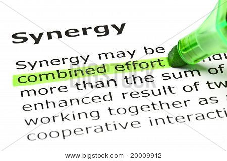 Synergy Definition