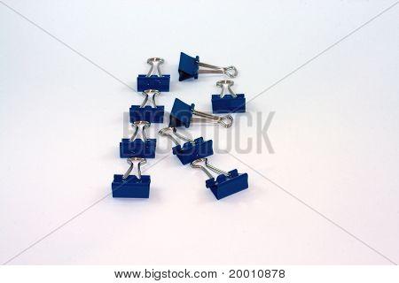 Blue R