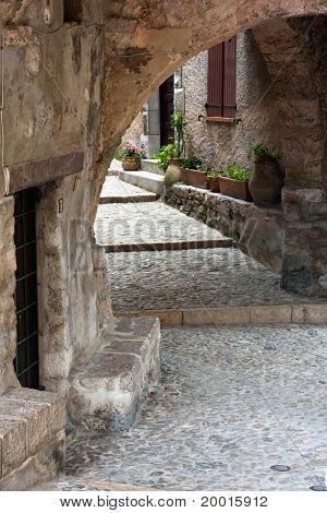 Sainte Agnes Scenery