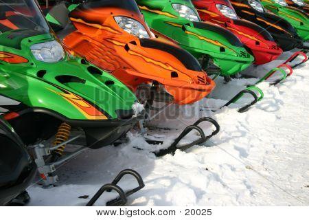 Snowmachines