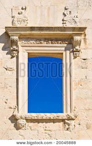 Windows - antic Architecture