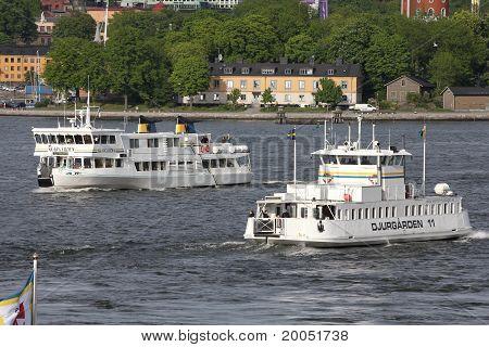 Stockholm Ferries