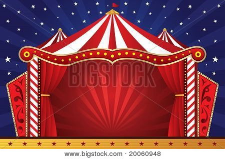 Circus Background