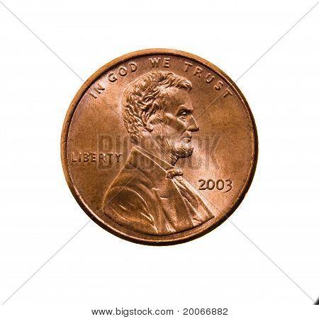 American cent