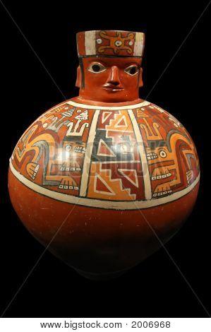 Peruvian Pre Inca Ceramic